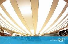 Sufit DPS light - idealne rozwiązanie do mieszkań, domów i... centrów handlow...