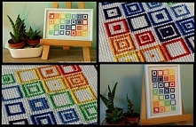 Kolorowe kwadraciki