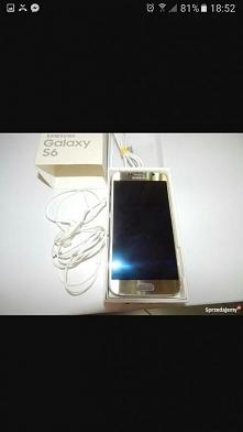 sprzedam Samsung Galaxy s 6  32gb  Stan idealny.  szkło ochronne etiu . zero rys. sporadycznie używany   1400 zł