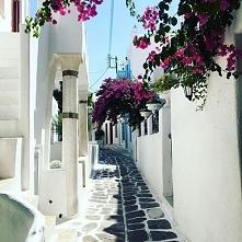 Marzeniem mamy od zawsze było przejść się greckimi uliczkami :)
