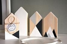 WoodenDeko od Wooden Love.