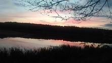 zachód słońca ;)