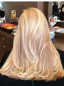 piaskowy blond :)