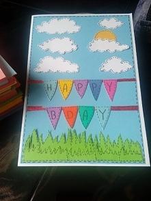 Moje dzieło ☺ Pomysł zaczer...