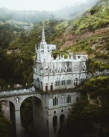 Bazylika Las Lajas w Kolumbii.