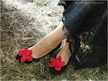 klipsy do butów Diy