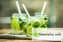 Naturalne soki - idealne na wiosnę i lato aby zaspokoić pragnienie