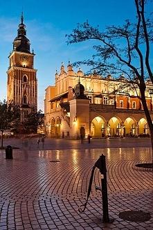 Rynek w Krakowie :)