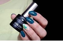 Manicure hybrydowy + malowa...