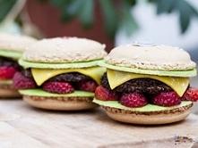 Słodziutkie burgery