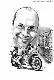 Pomysł na prezent dla fana motocykli.