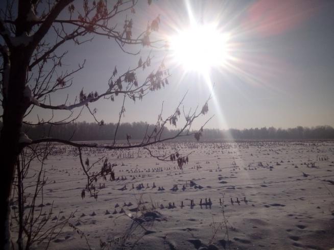 Zimą też jest pieknie