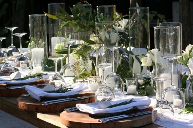 nakryty stół