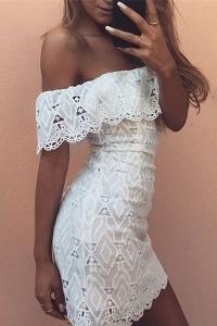 Nowość już od dziś dostępna w naszym sklepie wystarczy kliknąć zdjęcie :) Sukienka odkryte ramiona