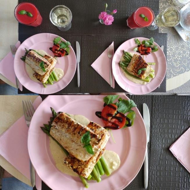 Obiad dla dwojga :)
