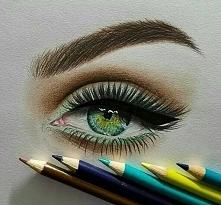 Piękne oczko