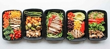 EASY CHICKEN MEAL PREP BOWL...