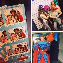 W piątek piąteczek piątunio #otofotobudka zabawia gości na #Comicsparty