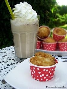 Muffinki z truskawkami i kruszonką :) zapraszam na bloga!