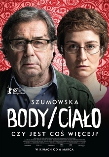 Body/Ciało (6 marca 2015) Cyniczny prokurator (Janusz Gajos) i jego cierpiąca...
