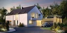 Nowoczesny projekt domu HomeKONCEPT-35