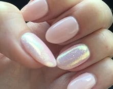 Jasne paznokcie wzory, świetne paznokcie na wesele i ślub