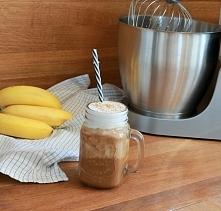 Energetyzujący koktajl kawowy - idealny na drugie śniadanie