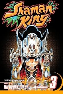 Manga, Król szamanów tom 3