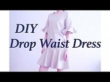 DIY Drop Waist Dressㅣmadebyaya