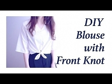 DIY Blouse with Front Knotㅣ...