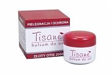 Balsam do ust (i nie tylko) Tisane, 7 zł Balsam Tisane świetnie sprawdza się jako lek na spękane, spierzchnięte z powodu czynników atmosferycznych usta, na wargi podrażnione prz...