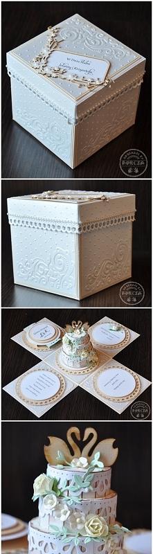 box ślubny J&K