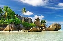 Egzotyczna wyspa na Seszela...