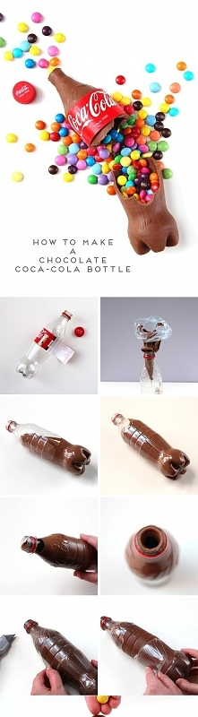 Cola na słodko.