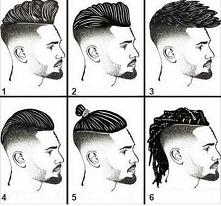 men hairstyle- męskie fryzury.