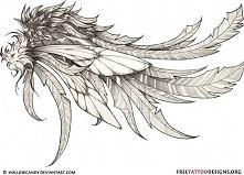 skrzydla tattoo