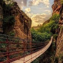 Kanion w Hiszpanii :D