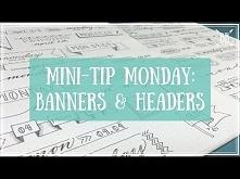 Banners & Headers