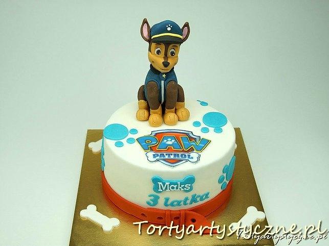 Psi Patrol tort dla dzieci