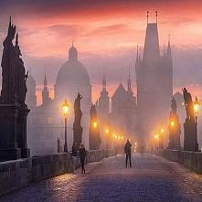 Coś pięknego :) Most Karola...
