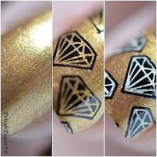Złotko z diamentami :) @polishpixie92 Klik!