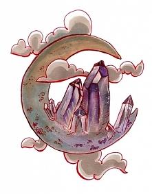 Księżycowe ametysty