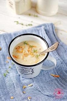Zupa krem z pietruszki - Wypieki Beaty