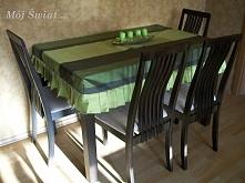 Obrus, nakrycie stołu