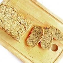 Przepis na bezglutenowy chleb jaglano - gryczany