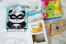 Zużyte produkty, więcej na blogu:)