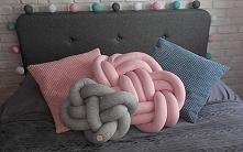 #sypialnia #łóżko #poduszka #poduszki #knotpillow #pillow #pillows #bedroom #...