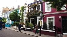 Cudowny Notting Hill - hipsterska dzielnica w Londynie, gdzie ceny mieszkań p...