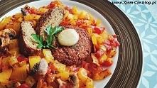 Ty wegetariański pulpecie! …czyli falafele prosto z piekarnika ;)
