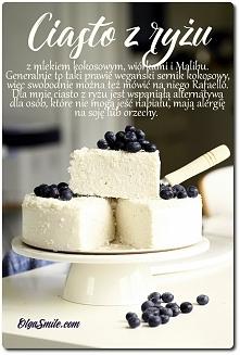 Ciasto z ryżu